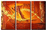 Abstract Canvas Paintings -