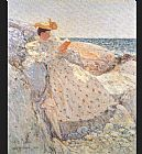 childe hassam Summer Sunlight painting