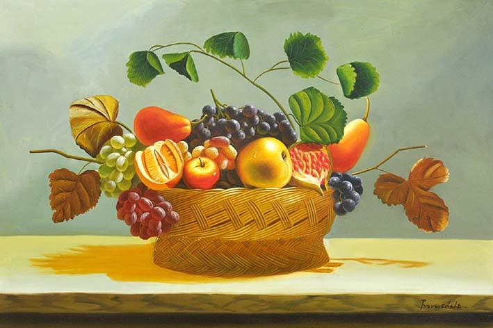 Famous Basket Paintings