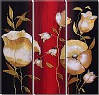 Flower Canvas Paintings -