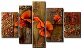Flower Wall Art - 22295