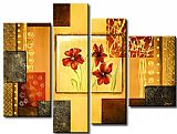 Flower Wall Art - 22344