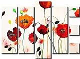 Flower Wall Art - 22392
