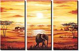 Landscape Canvas Paintings - 5300