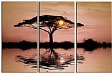 Landscape Wall Art - AFRICAN SUNSET