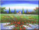 Landscape Canvas Paintings -