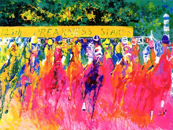 Leroy Neiman Canvas Paintings