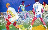 Men Canvas Paintings - Men's Doubles
