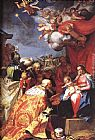 Abraham Bloemaert - Adoration of the Magi