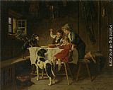 Adolf Eberle - Dinner Time