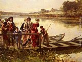 Adrien Moreau - At The Ferry