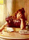 Albert Lynch - The Letter