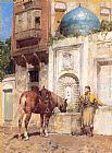 Alberto Pasini - At the Well