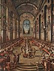 Alessandro Magnasco - The Observant Friars in the Refectory