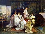 Alexander Rossi - Afternoon Tea