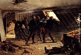 War Wall Art - Episode From The Franco-Prussian War
