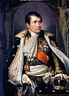 Andrea I Appiani Napoleon, King of Italy painting