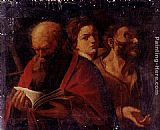 Andrea Sacchi - Three Ages Of Man