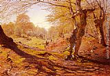 Andrew MacCallum - Seasons In The Wood - Spring, The Outskirts Of Burham Wood