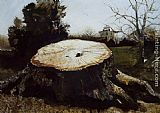 Andrew Wyeth - The Big Oak