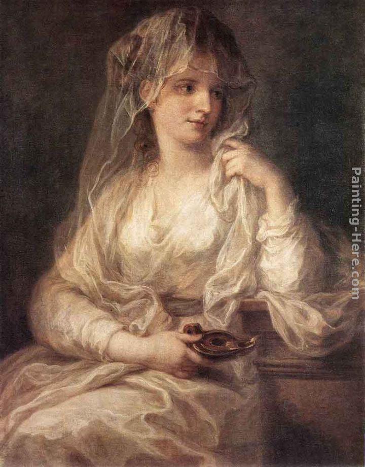Angelica Kauffmann Famous Paintings
