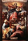 Annibale Carracci - Assumption of the Virgin Mary