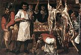 Annibale Carracci - Butcher's Shop