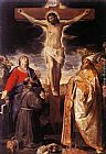 Annibale Carracci - Crucifixion