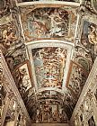 Annibale Carracci - Farnese Ceiling Fresco