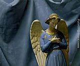 Blue Wall Art - Blue Angel
