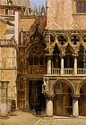 Port Della Carta Doges Palace