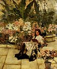 Arthur Wardle - In The Conservatory