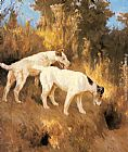 Arthur Wardle - Terriers On The Scent