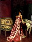 Auguste Toulmouche - The Admiring Glance