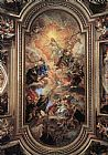 Baciccio - Apotheosis of the Franciscan Order