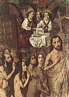Bartolome Bermejo - Christ Leading the Patriarchs to the Paradise (detail)