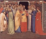 Bernado Daddi - The Marriage of the Virgin