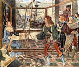 Bernardino Pinturicchio - The Return of Odysseus