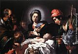 Bernardo Strozzi - Adoration of the Shepherds