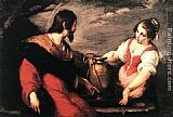Bernardo Strozzi - Christ and the Samaritan Woman