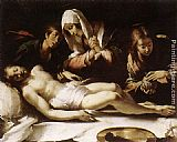Bernardo Strozzi - Lamentation over the Dead Christ