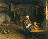 Bernardus Johannes Blommers - Mother's Little Helper