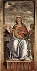Bramantino - Madonna and Child with Two Angels