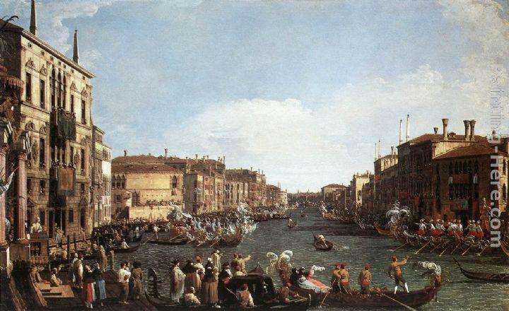 Famous Canal Paintings page 12