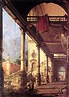 Canaletto - Perspective