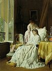 Charles Baugniet - The Convalescent