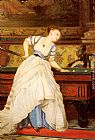 Charles Edouard Boutibonne - An Elegant Billiard Player
