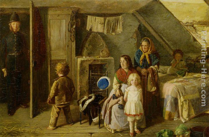 Charles Hunt The Stolen Child