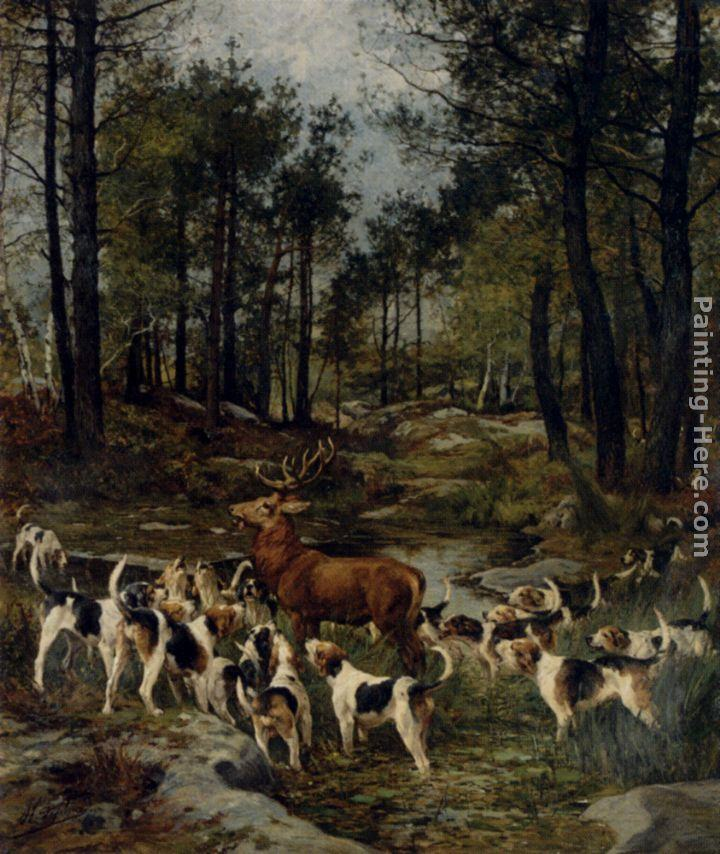 famous deer paintings page 2