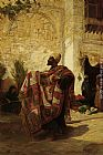 Charles Robertson - The Carpet Seller